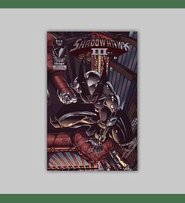 Shadowhawk III (complete limited series) 1993