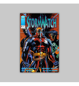 Stormwatch 0 Polybagged 1993