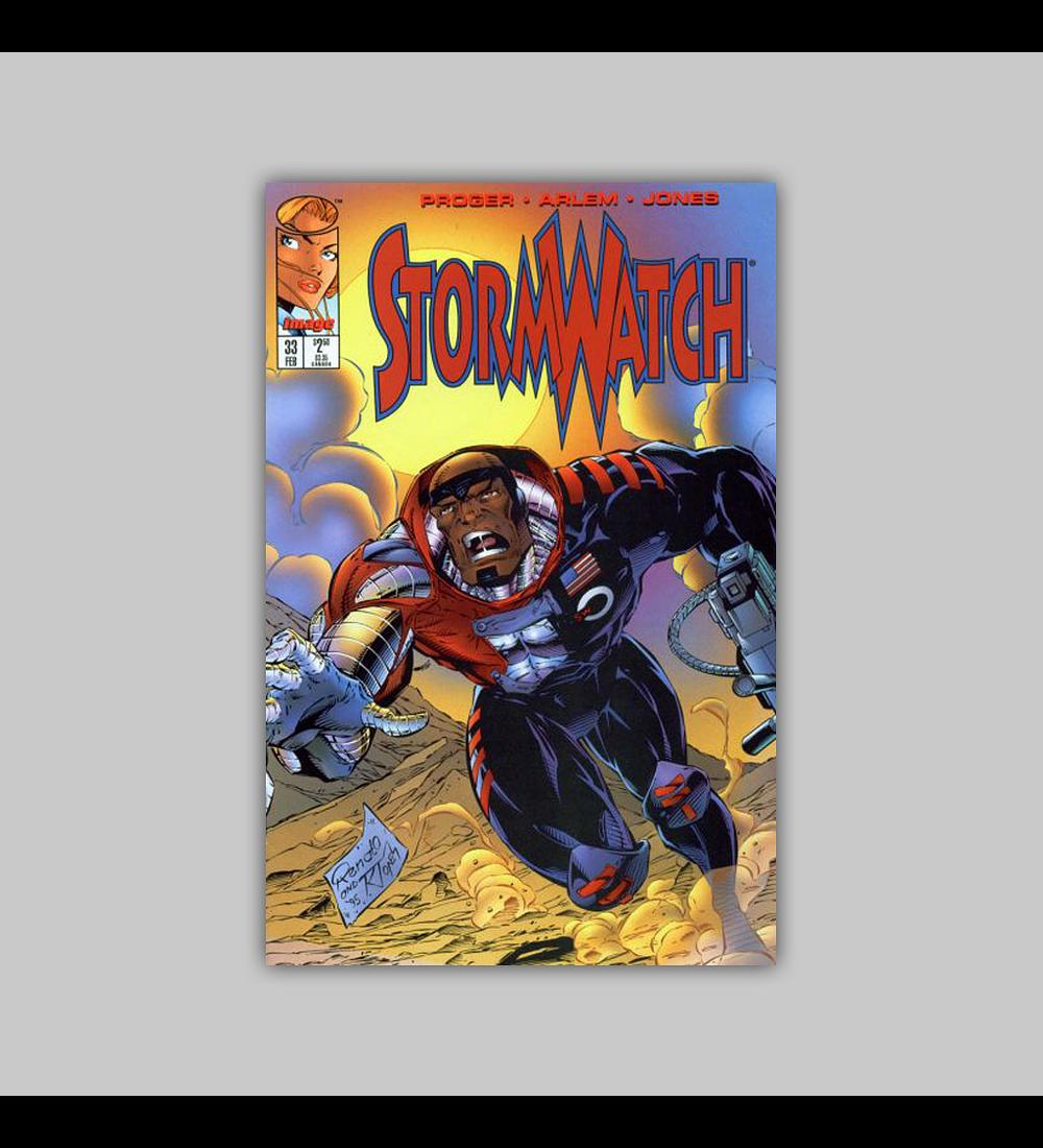 Stormwatch 33 1996