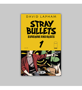 Stray Bullets: Sunshine and Roses 1 2015