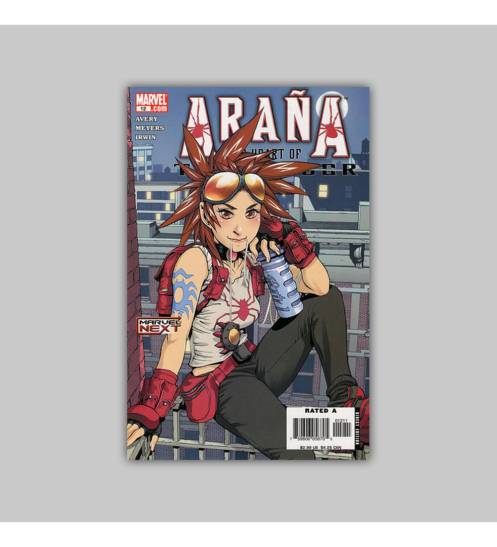 Araña: The Heart of the Spider 12 2006