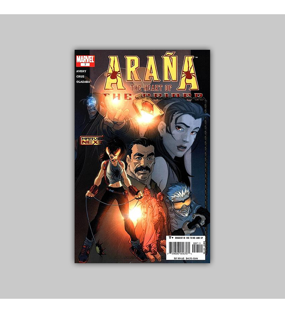 Araña: The Heart of the Spider 7 2005