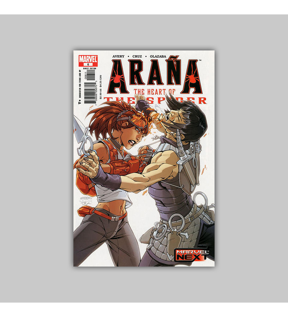 Araña: The Heart of the Spider 6 2005