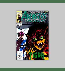 Avengers Spotlight 38 VF (8.0) 1990