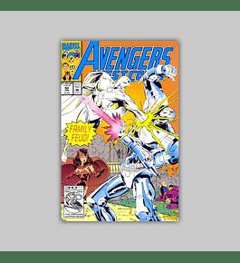 Avengers West Coast 90 1993