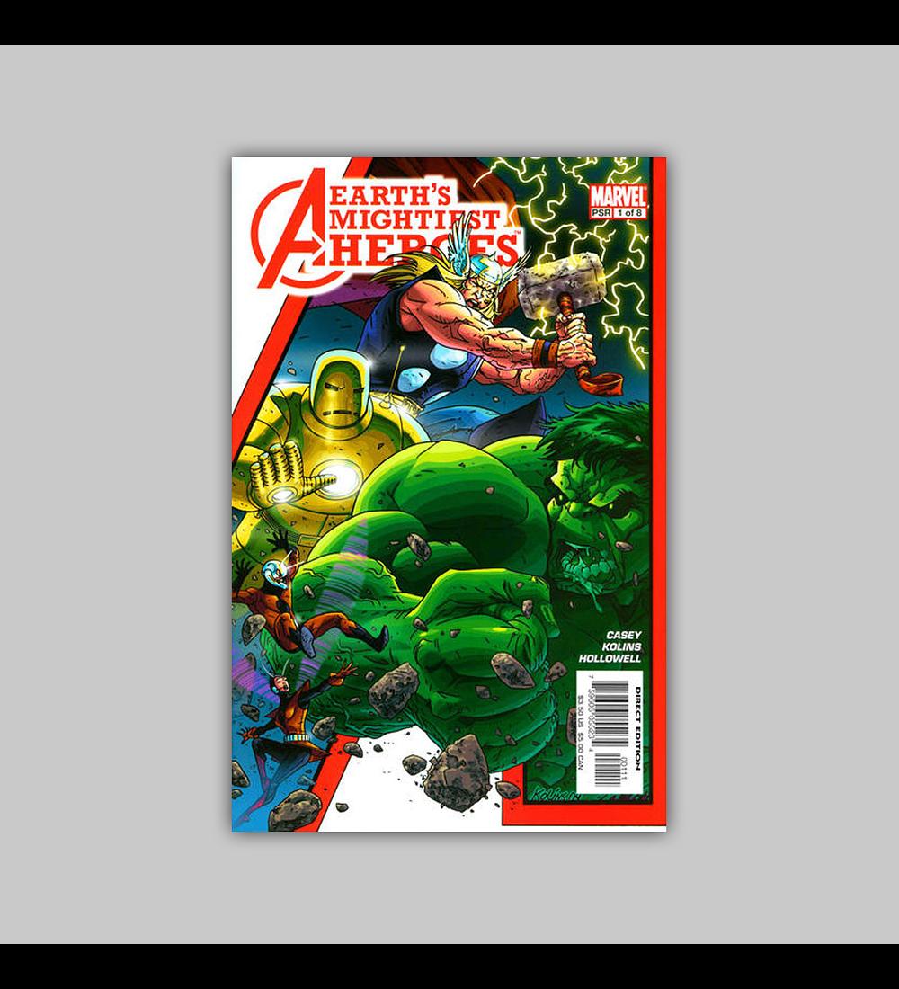 Avengers: Earth's Mightiest Heroes 1 2005