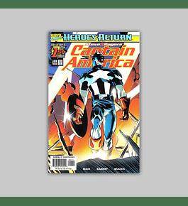 Captain America (Vol. 3) 1 1998
