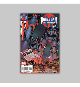 Decimation: House of M - The Day After 2006