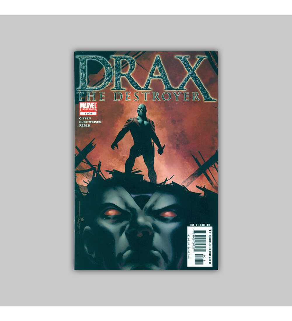 Drax the Destroyer 1 2005