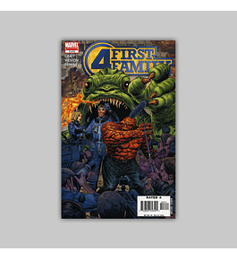 Fantastic Four: First Family 3 2006
