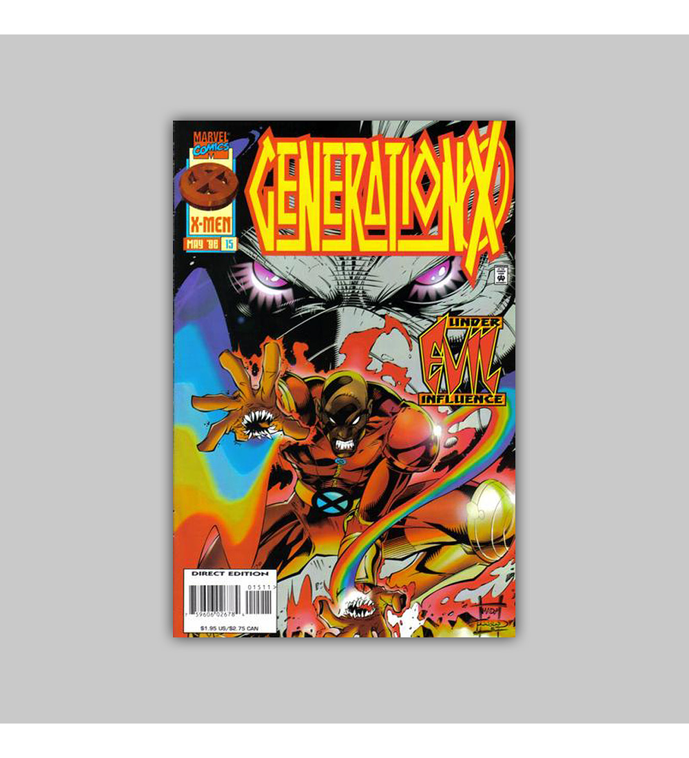 Generation X 15 1996