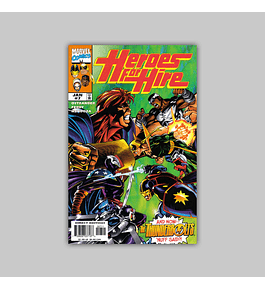 Heroes For Hire 7 1998