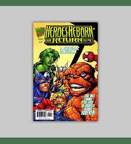 Heroes Reborn: The Return 4 1997