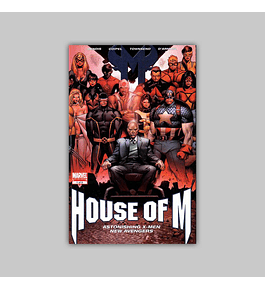 House of M 1 2nd printing 2005