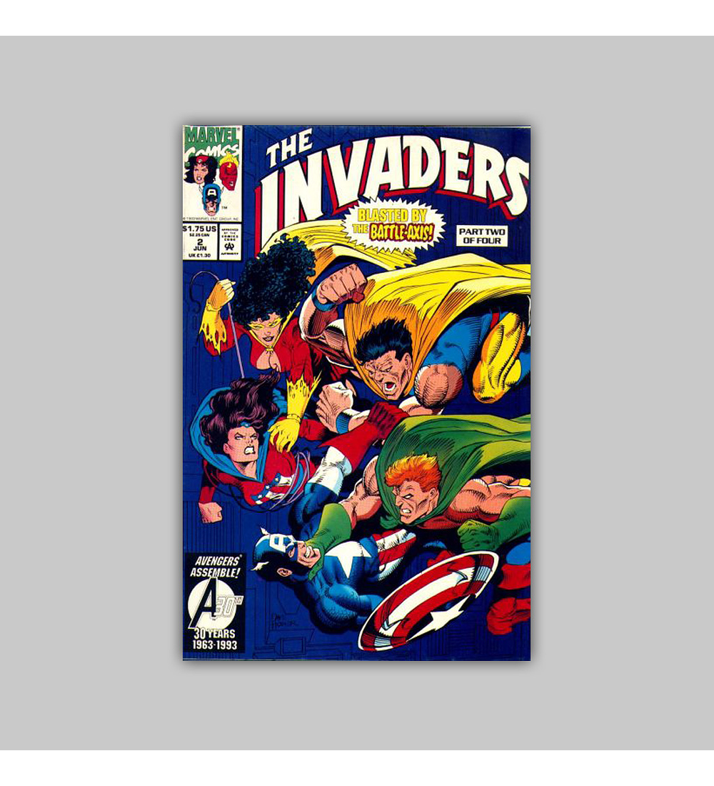 The Invaders 2 (1993)
