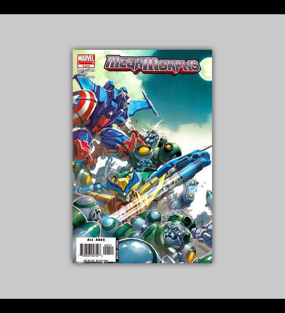 Megamorphs 4 2005