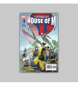 House of M 1 A 2005