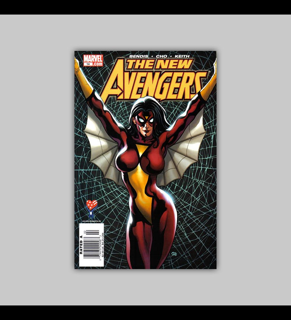 New Avengers 14 2006