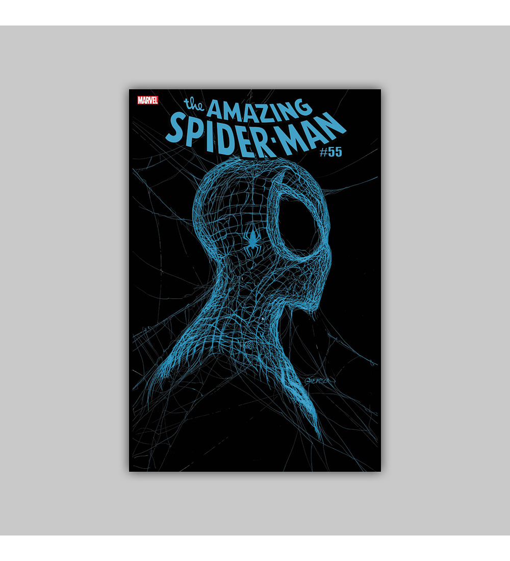 Amazing Spider-Man (Vol. 5) 55 3rd printing 2021