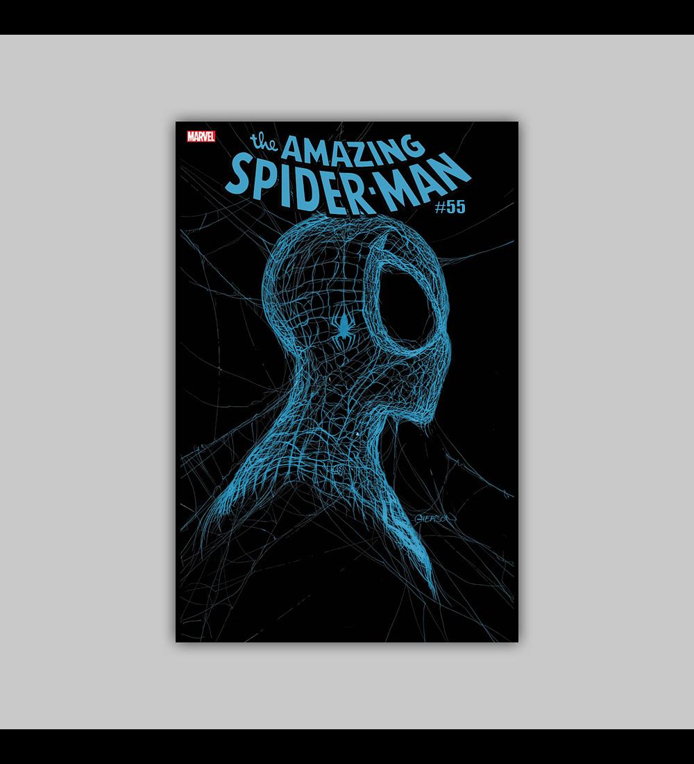 Amazing Spider-Man (Vol. 5) 55 3rd printing NM/M 9.8 2021
