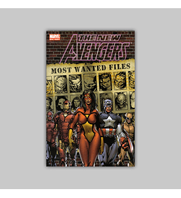 New Avengers: Most Wanted Files 2005