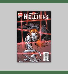 New X-Men: Hellions 3 2005