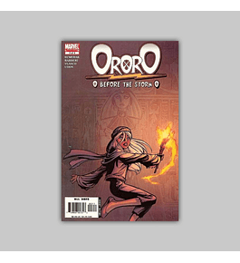 Ororo: Before the Storm 3 2005