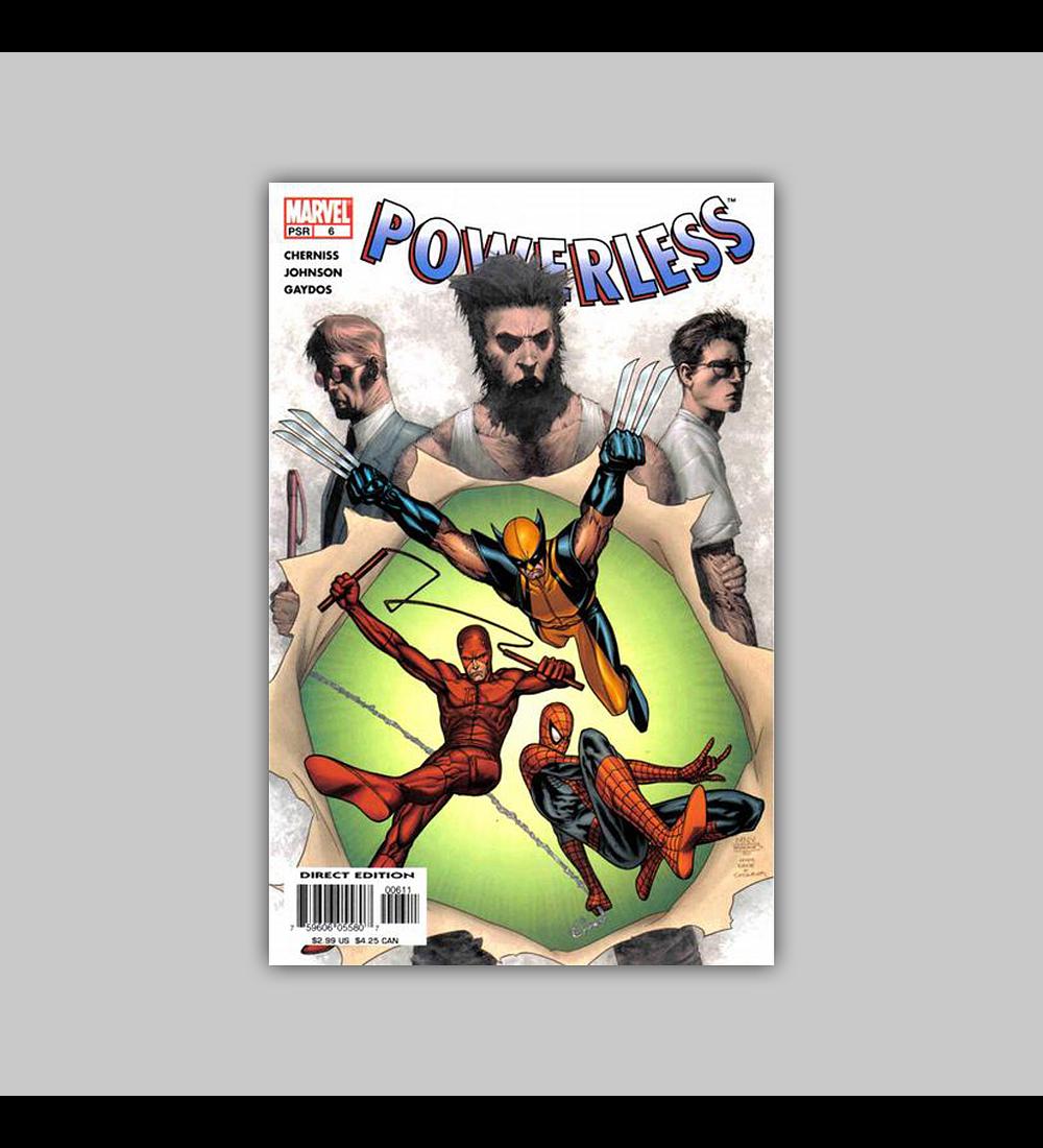 Powerless 6 2005