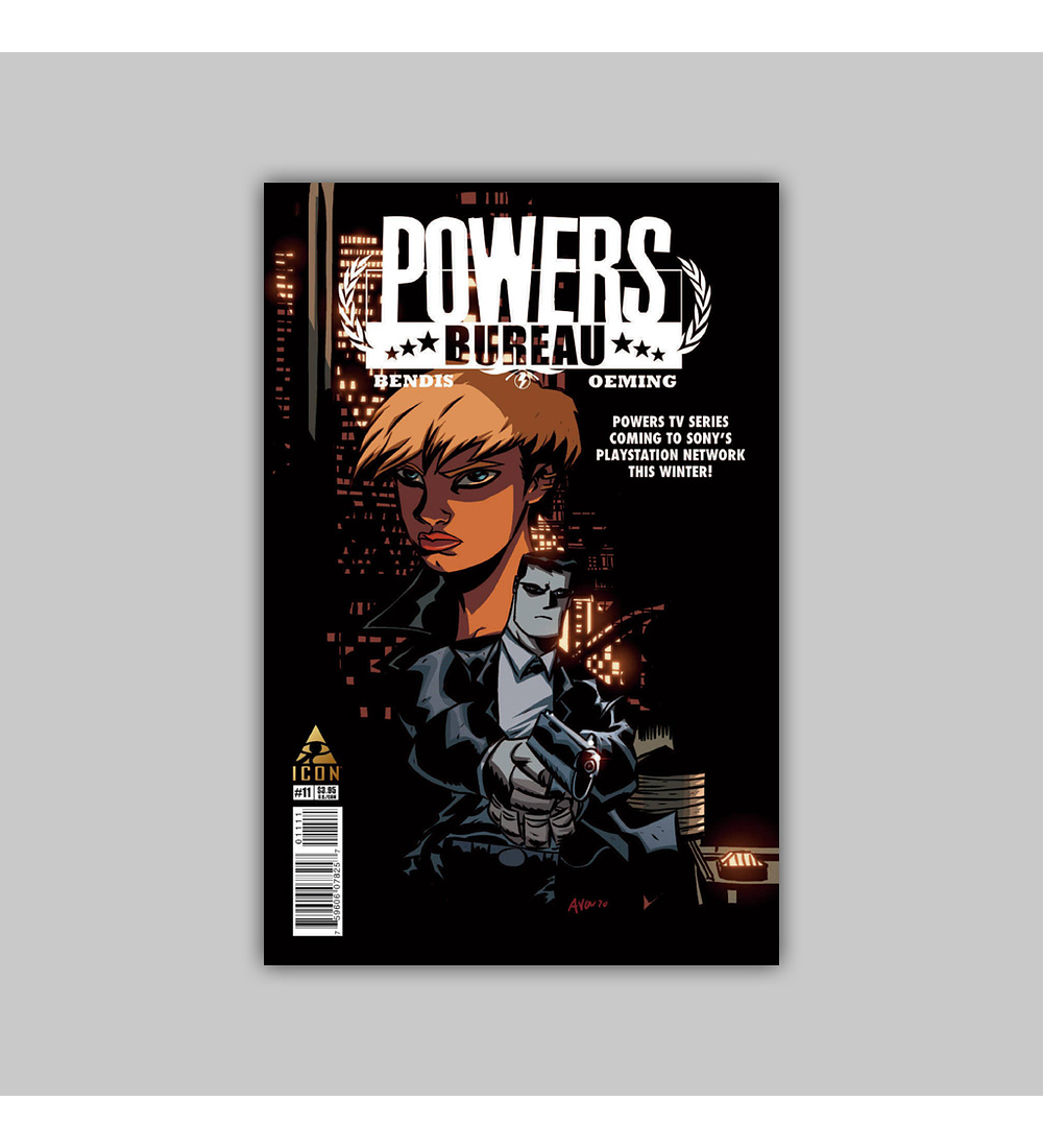 Powers: Bureau 11 2014