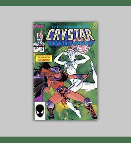Saga of Crystar, Crystal Warrior 10 1984