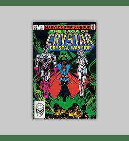 Saga of Crystar, Crystal Warrior 3 1983