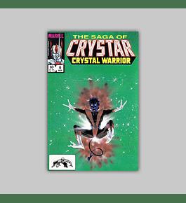 Saga of Crystar, Crystal Warrior 6 1984