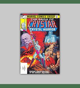 Saga of Crystar, Crystal Warrior 1 1983