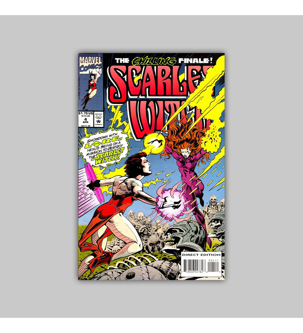 Scarlet Witch (complete limited series) 1994