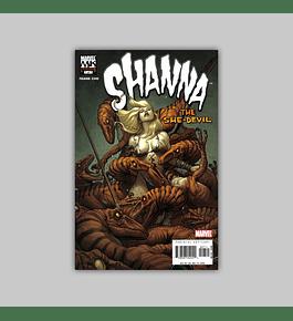 Shanna, the She-Devil 7 2005
