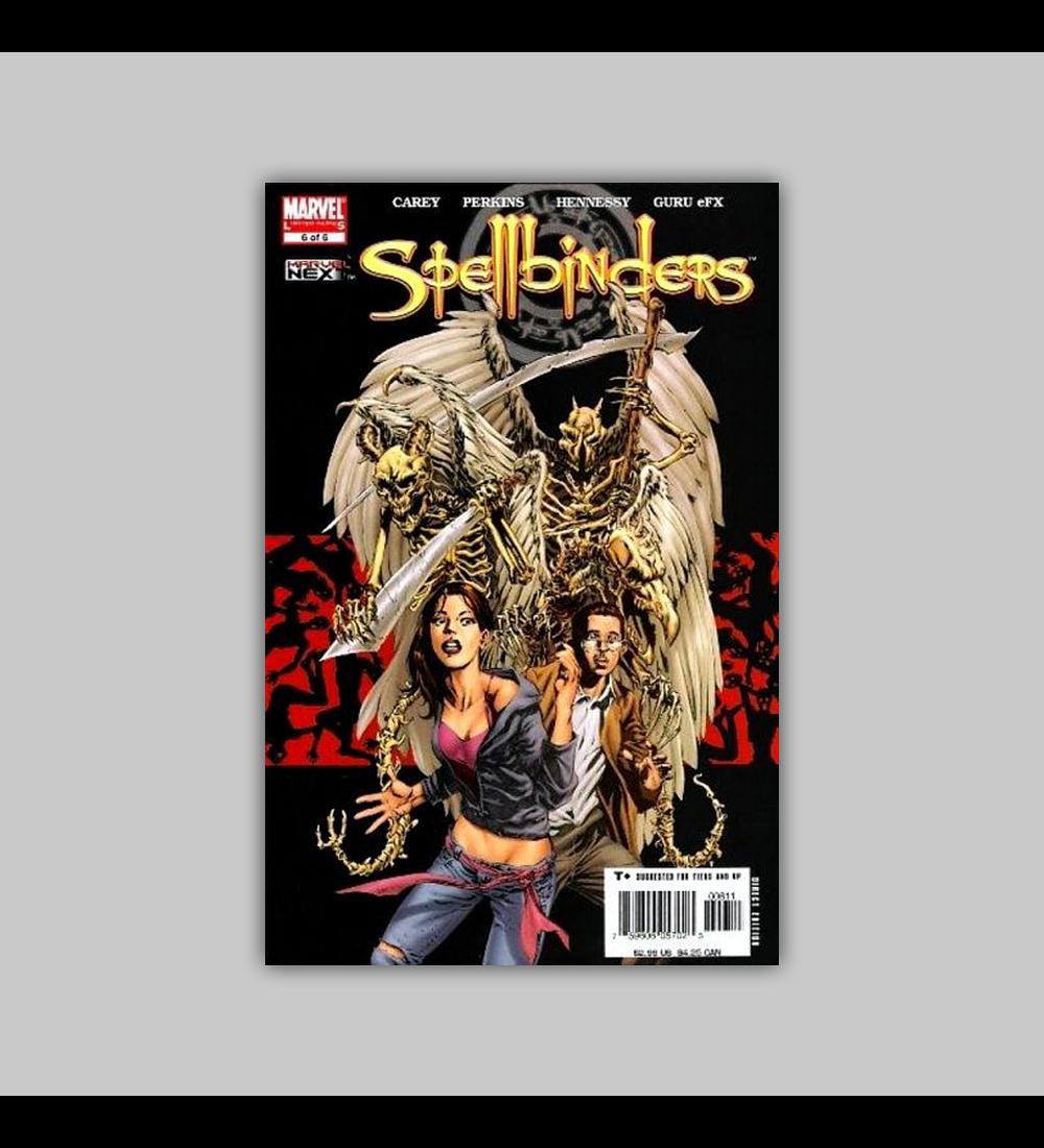 Spellbinders 6 2005