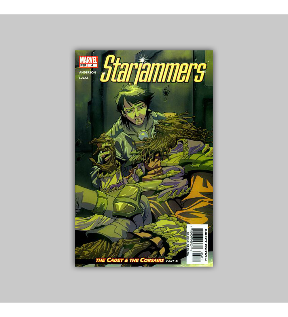 Starjammers 4 2004