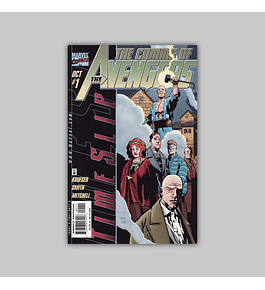 Timeslip: The Coming of the Avengers 1 1998
