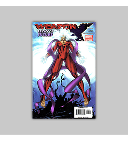 Weapon X: Days of Future Now 4 2005