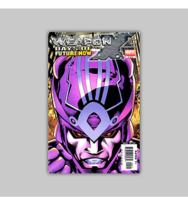 Weapon X: Days of Future Now 5 2006