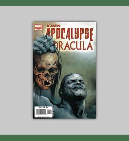 X-Men: Apocalypse/Dracula 4 2006