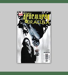 X-Men: Apocalypse/Dracula 3 2006