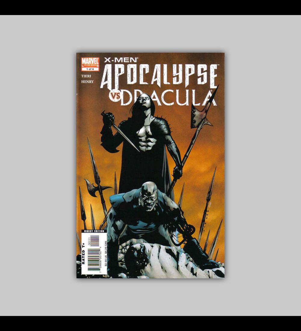 X-Men: Apocalypse/Dracula 1 2006