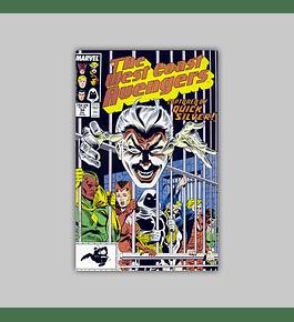 West Coast Avengers (Vol. 2) 34 1988