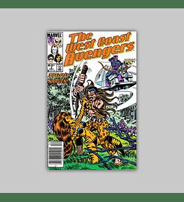 West Coast Avengers (Vol. 2) 3 1985