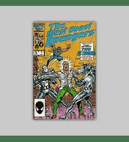 West Coast Avengers (Vol. 2) 7 1986