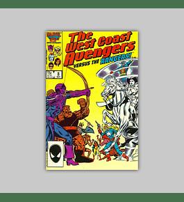 West Coast Avengers (Vol. 2) 8 1986