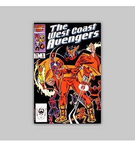 West Coast Avengers (Vol. 2) 9 1986