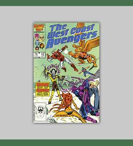 West Coast Avengers (Vol. 2) 10 1986