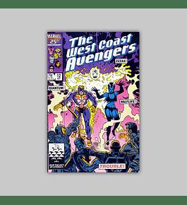 West Coast Avengers (Vol. 2) 12 1986